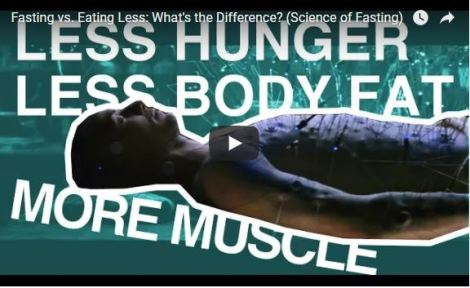 Fasting vs. Eating Less: What's the Difference? (Science ofFasting)
